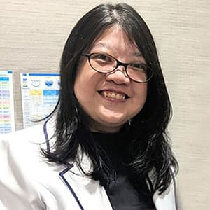 Mah Wai Yee, Principal Dietitian at Farrer Park Hospital